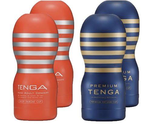 @TENGA_PR ディープスロートタイプとプレミアムTENGAですか?