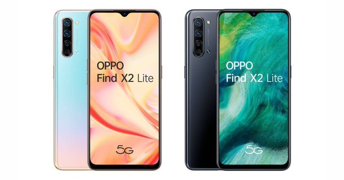 #OPPOFindX2 Lite 5G will be launching with Snapdragon 765G and 48MP quad rear cameras.  https://in.ohmyfind.com/ pic.twitter.com/7FMrUIjEdi