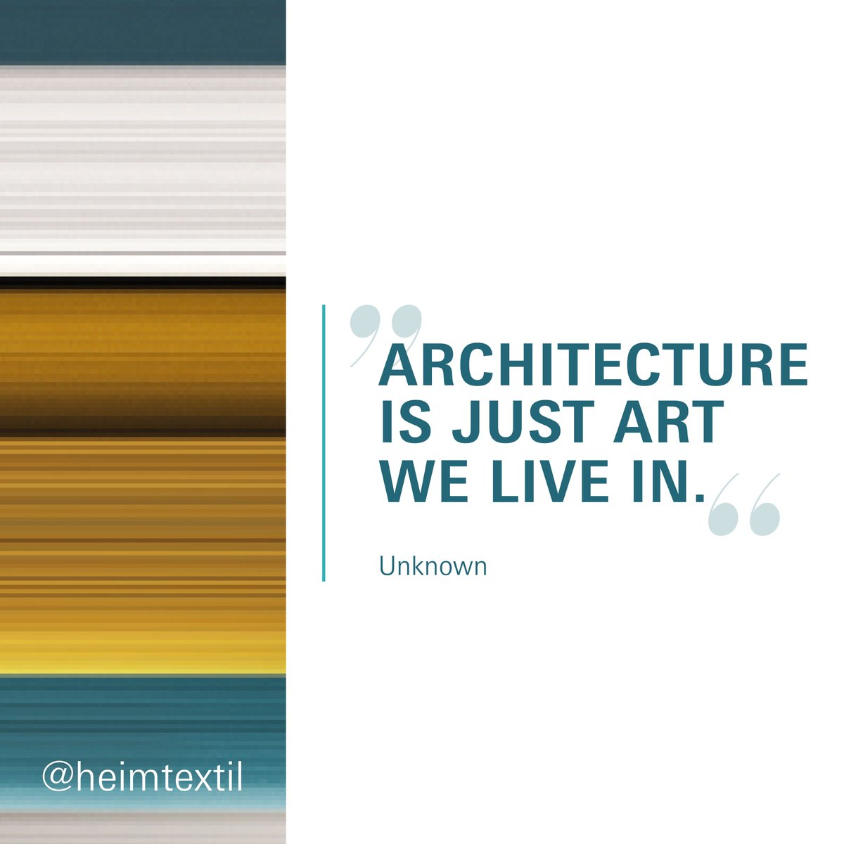 Also known as #interiorart. #quoteofthedaypic.twitter.com/bJNKb0O6AW