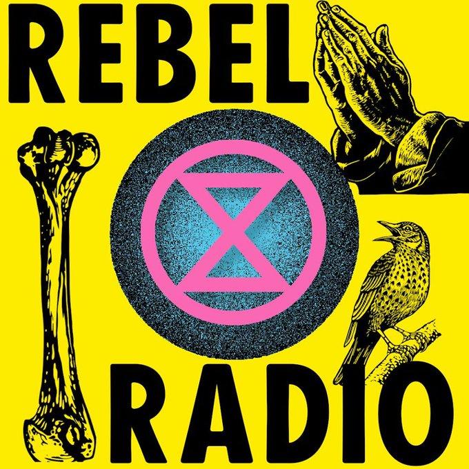 Elke maandagavond tussen 19u en 20.30u Rebel Radio