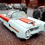 Image for the Tweet beginning: The #quirky #SpaceRace Dream Car