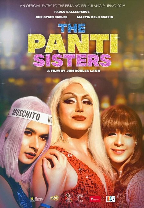 The panti s͏i͏s͏t͏e͏r͏s ͏f͏u͏l͏l -  (2019)