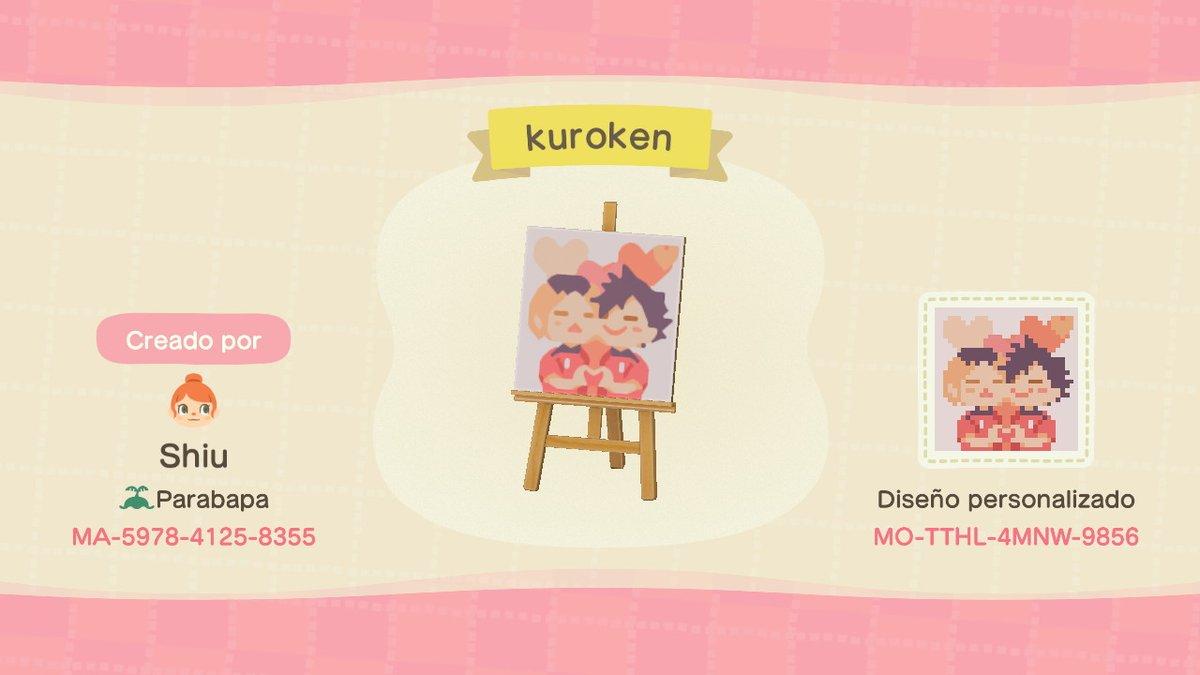 the code for my poorly drawn kuroken art _(:3 7 <br>http://pic.twitter.com/9X1ut3hgkr