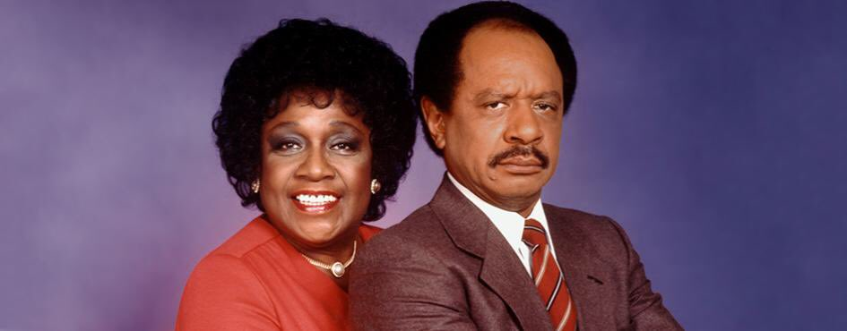 #TheJeffersons Sunday morning at 6am on TV One.