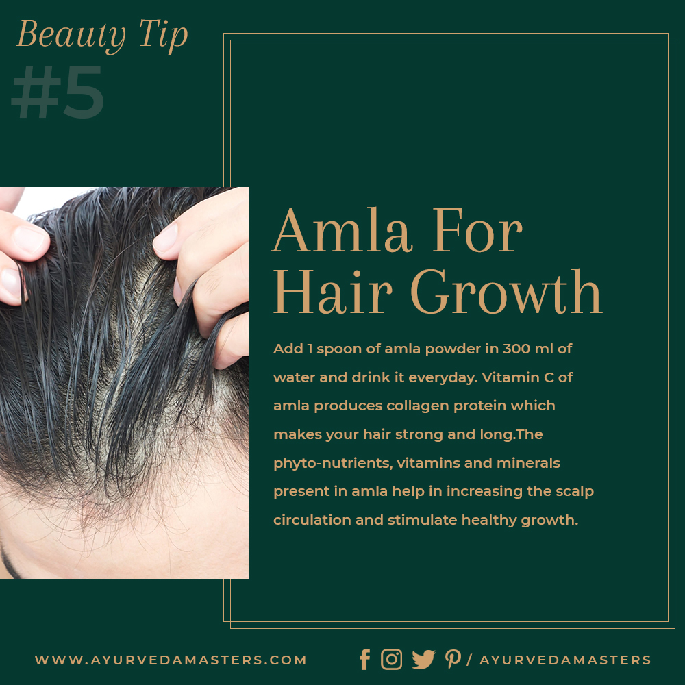 Want long and strong hair ? Try this  #Ayurveda #AyurvedaTips #Ayurvedic #Ayurvedaremedies #BeautyTips #Beauty #HairFall #HairGrowth #TipsForHair #HairCare #StrongHair #HairTips #Amla #IndianGooseberrypic.twitter.com/Wt8Kza4wl0