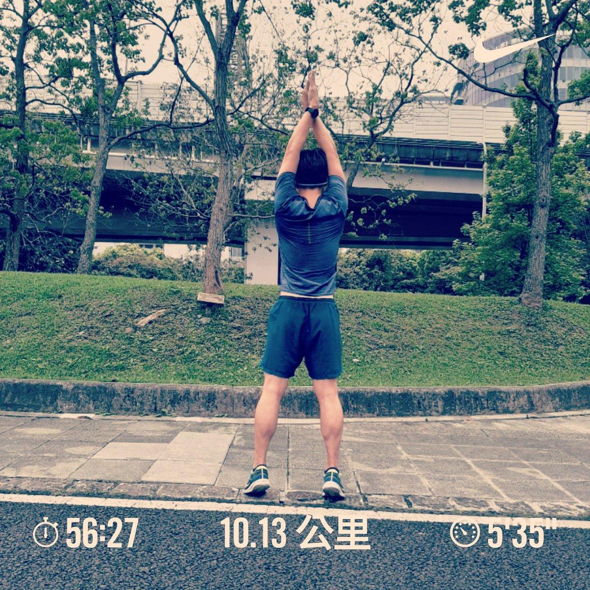 收心操。Fuck you。  #runer  #跑步 #跑步人生 #running pic.twitter.com/PaUtxFT3Ce