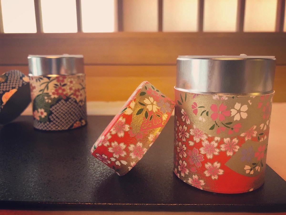 抹茶缶は飾り物としてもオシャレで人気です😊他にもデザインがあるのでまた載せていきます!⭐️ Matcha tea cans are also popular and stylish as a decoration.  #きよ泉 #抹茶缶 #お茶 #缶 #宇治抹茶 #母の日 #京都 #kiyosen #kyoto #宇治 #宇治田原 #茶匠 #本格的 #instafood #instalike #instalove