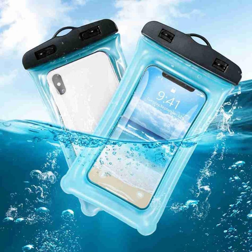 Waterproof Air Bag Design Phone Case #valise #case