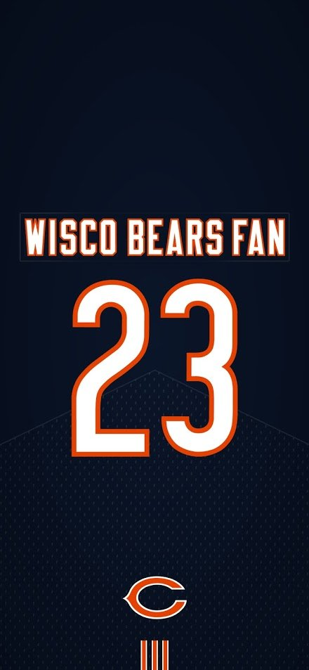 Yeah that's a big name but I think so....Enjoy #bearsfam pic.twitter.com/Y96qZgehx6