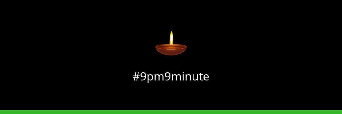 PLEASE RETWEET - #9pm9minute