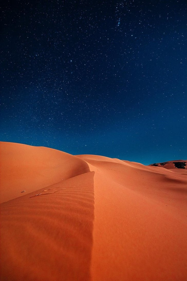From the Algerian Sahara.   #PhotoOfTheDay pic.twitter.com/F9dTmnj4uZ