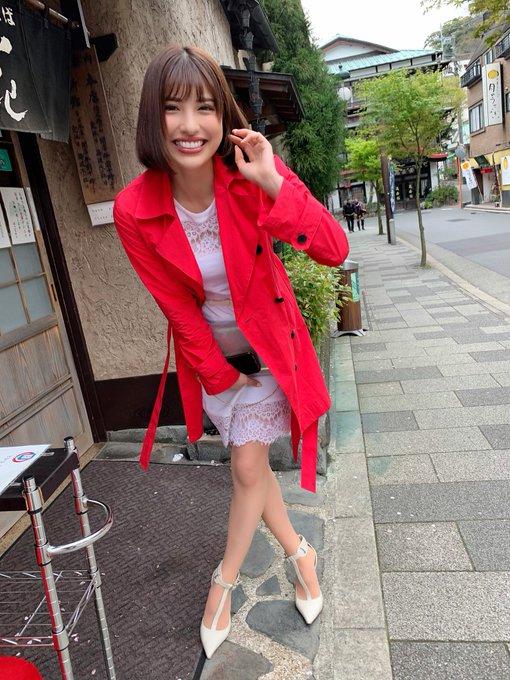 AV女優早川瑞希のTwitter自撮りエロ画像33