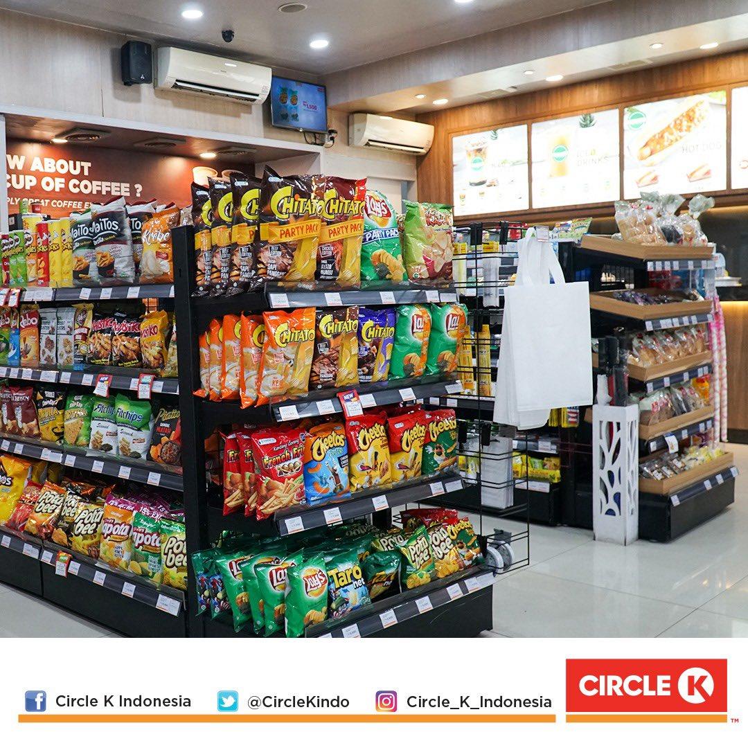 Circle K selalu mikirin yang baik untuk kamu.. Salah satunya, dengan cara menjaga kebersihan setiap outlet CK yang kamu datengin.. Iya, biar kamu juga selalu terjaga kesehatannya pic.twitter.com/5GO0ZO9ZGT