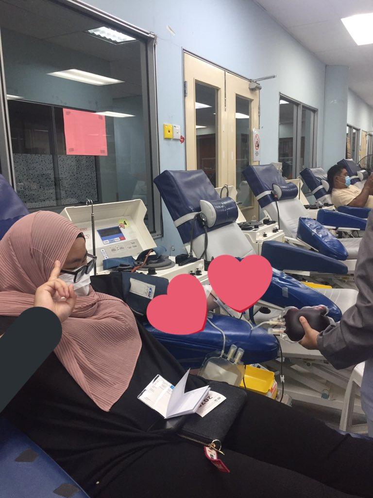 Finally!!!!!!! After discussion among 7 nurses, akhirnya one of the senior berjaya