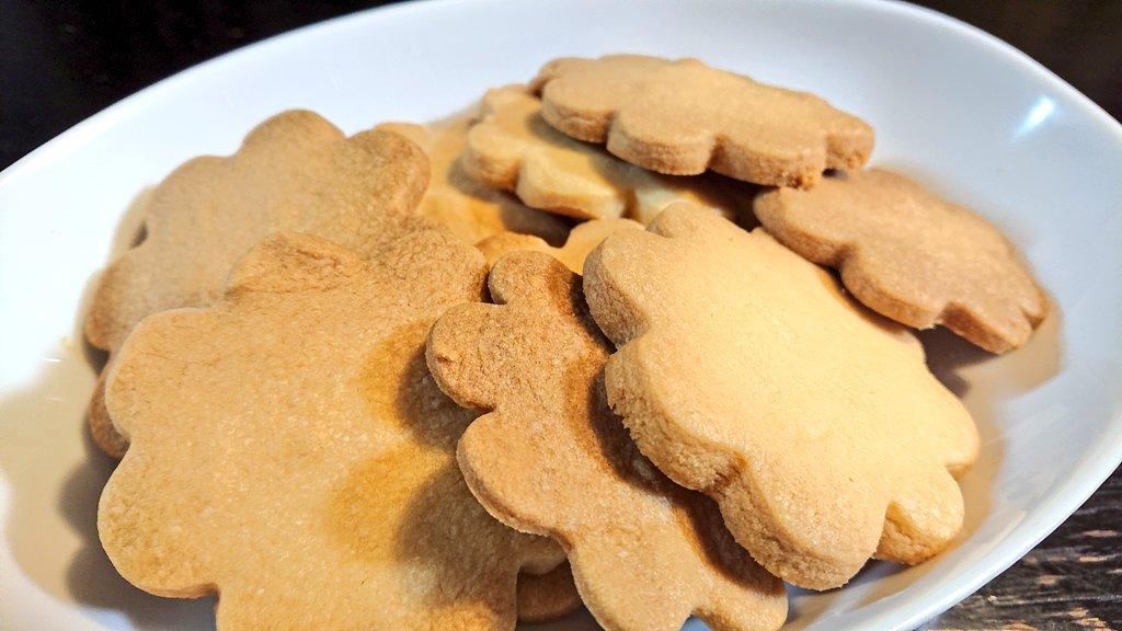 超ひさしぶりにクッキーを焼きました(`・ω・´) さっくさく!🤤↓レシピはこちら↓さくほろ!!簡単お店の味チョコクッキー by ハローこんにちは