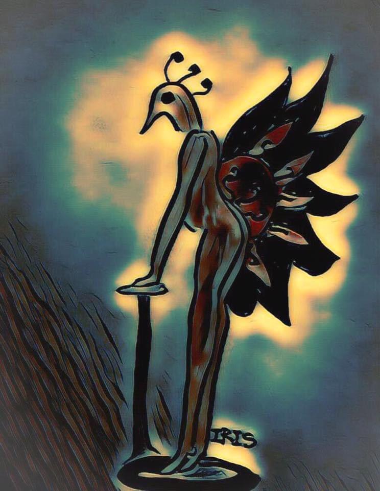 Swear to do, painted by @IRISUNART #irisunart #art #artistic #artist #arte #artsy #arts #painting #paintings #paint #watercolor #watercolors #instartist #instalove #instalike #galleryart #onlinegallery #fineart