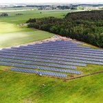 Image for the Tweet beginning: Poland quadruples solar energy output,
