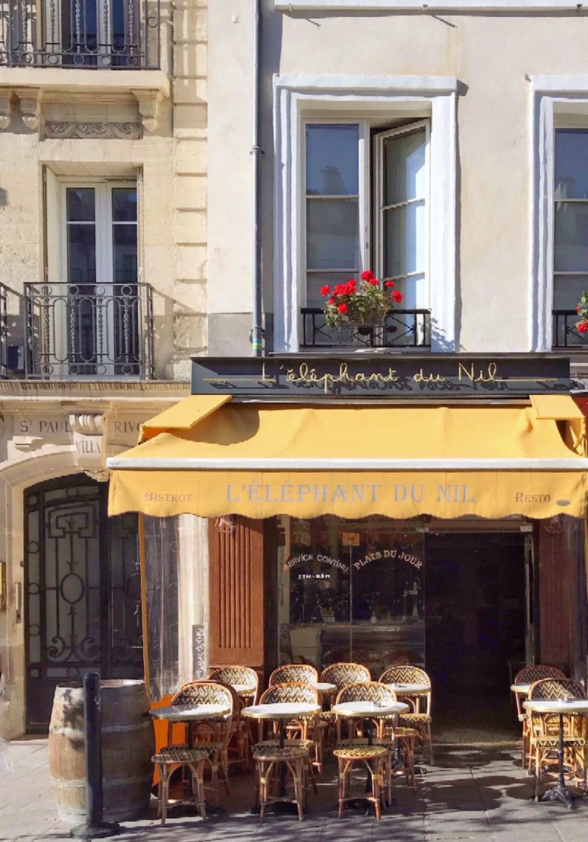 We miss sunny cafe days.. #Paris #parisjetaime #SundayThoughts #Travel @Fantastique212 pic.twitter.com/sCzMVxkK06