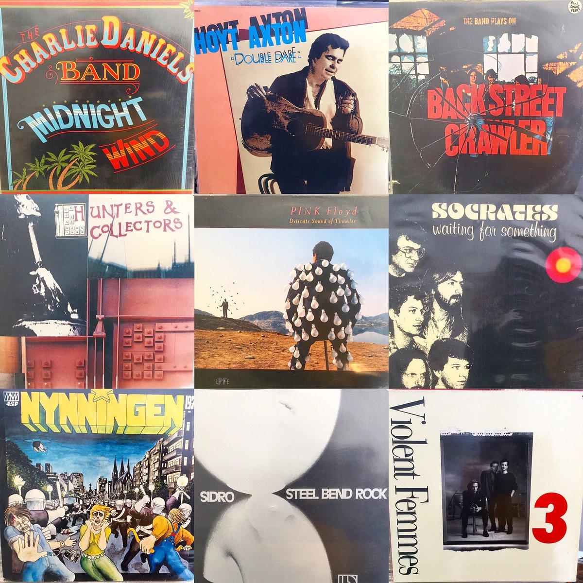 Tisdagens #vinylbukett av nyinkomna skivor Järnvägsgatan 8 Ängelholm tis, ons, tor, fre 12-18 lör 10-14 sön kl 12-15 Alltid nyinkommet! #vinyl #electricmudrecords #recordcollector #vinylrecords #vinylcommunity #recordshop #vinyladdict #recordstore #vinylcollector  #ängelholmpic.twitter.com/ps5W4XkgGH