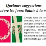 Image for the Tweet beginning: Chaque jour de #Carême2020, 3