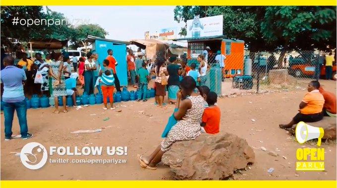 Gas shortage hits Zimababwe  https://t.co/c44TnfMviP?amp=1