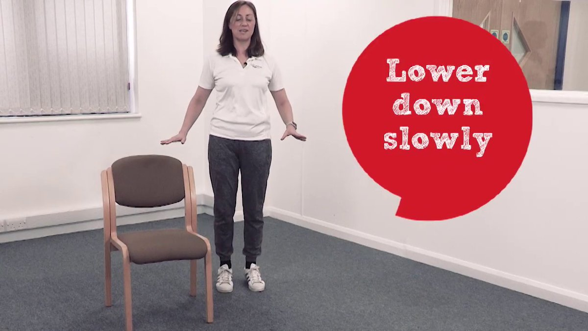 RT @OxfordshireCC: You can stay in and work out with @AgeUKOxon's great range of low-impact exercises suitable for older residents. Head to https://t.co/SvSGUioK4u for more videos like this one  https://t.co/mWNFHpLGkQ #StayInWorkOut