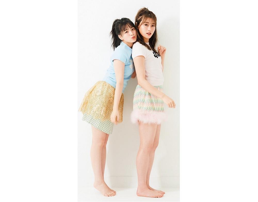 欅坂46の守屋茜さんと乃木坂46の大園桃子さんハマったコスメ