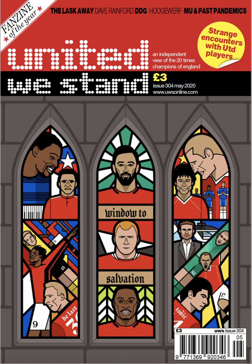 We're printing a new UWS mag. Out 14/4. Free copies to over 70s & frontline health workers. No games to sell at -we'll post out. Paypal £3.99 inc p&p to uwsmag@yahoo.co.uk (£4.99 ROI/Europe. £5.99 ROW) Or subscribe  Need you to buy if we're to carry on. 1/2
