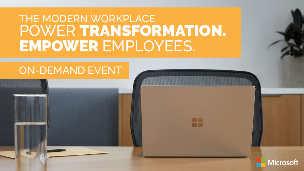 The need to work securely on any device and from anywhere is now a must, but do you have the tools in place to do this? Join us for an on-demand event where we will showcase the power of #Microsoft365 and #Surface devices.  https:// hubs.ly/H0p38tK0     #ModernWorkplace #Teams #M365<br>http://pic.twitter.com/nFndAsUy9T