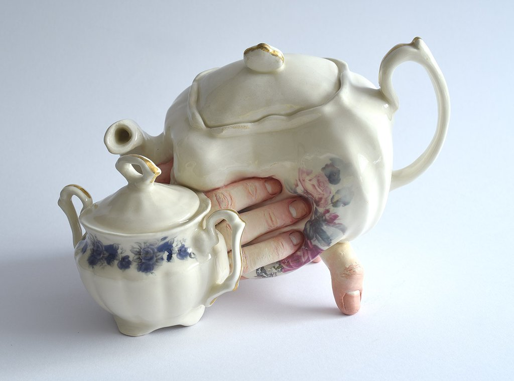 Ronit Baranga, contemporary sculptor and ceramics artist #womensart