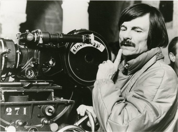 Happy Birthday to another favorite of ours here at Arthauz, Andrei Tarkovsky!!