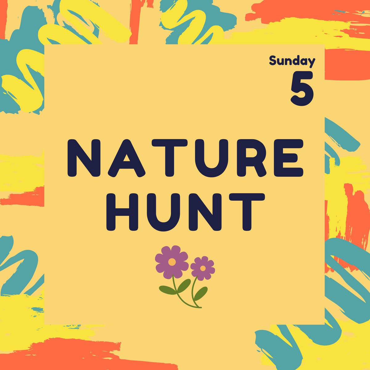 RT @ArkTOxford: BE ACTIVE, TAKE NOTICE  If you haven't had your daily exercise allowance yet, use this opportunity to go outside for a nature scavenger hunt.  Here's a link to a scavenger hunt sheet to tick off as you go! https://t.co/qYVKN78WKP   Full instructions here  https://t.co/viLFxegKSK