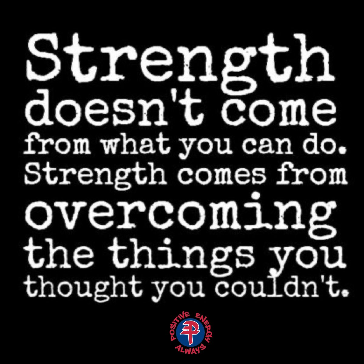 We are all building strength right now!! #strength #overcome #yougotthis #stayfocused #hanginthere #pealways #stamptheworldpic.twitter.com/H9Wau2RRYG