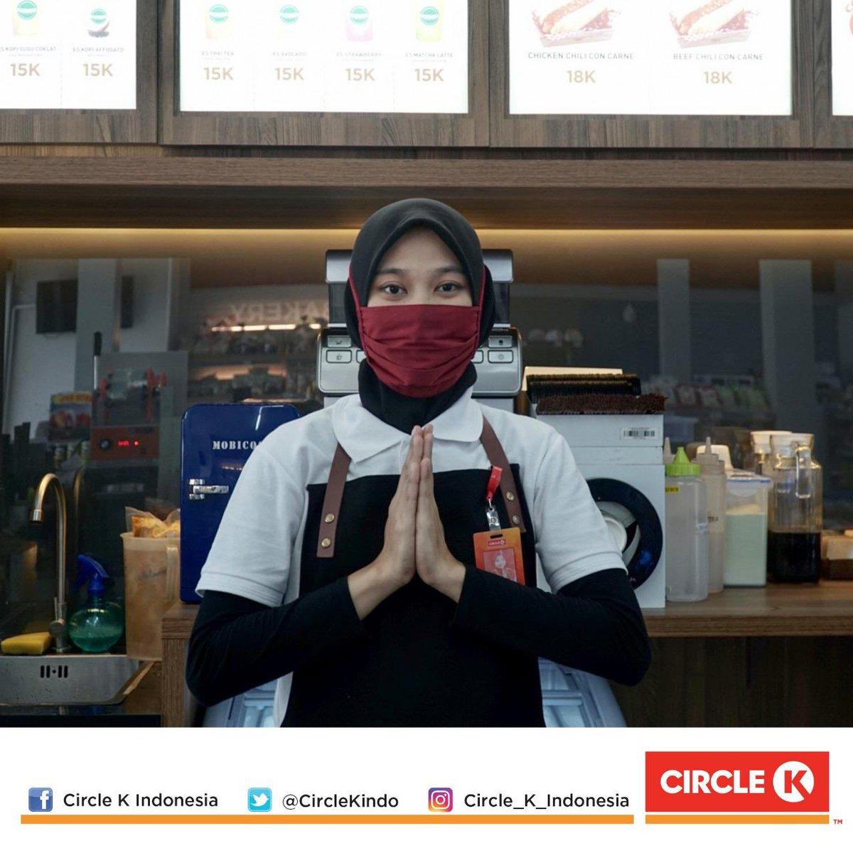 Selamat datang di CK Korner, kami selalu memberikan pelayanan terbaik untuk CK Friends tercinta pic.twitter.com/X5vpW7Caio