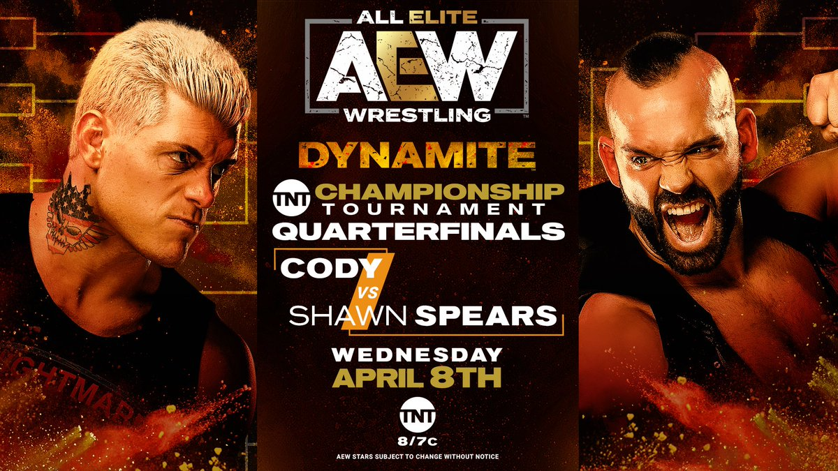 New Matches Announced For This Wednesday's AEW Dynamite
