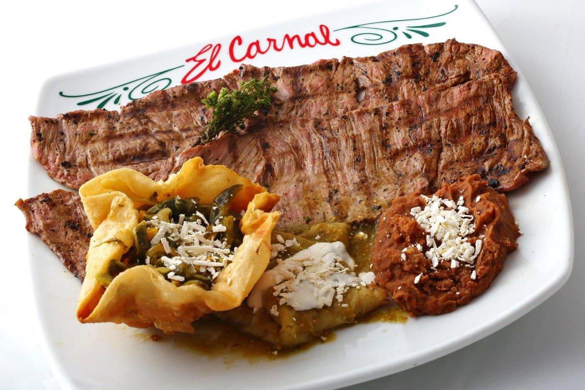 ¿Estás listo para comer?Podemos enviarte a tu casa éste plato, y muchos más, ahora mismo. #ElCarnalMx #YoSoyCarnal #ComidaMexicana #ServicioADomicilio #GuadalupeTepeyac #20deNoviembre #cdmx #df #ciudadDeMéxico #FelizDomingo #México #DomingoDeRamos #abril2020 #DóndeComer #elCarnal