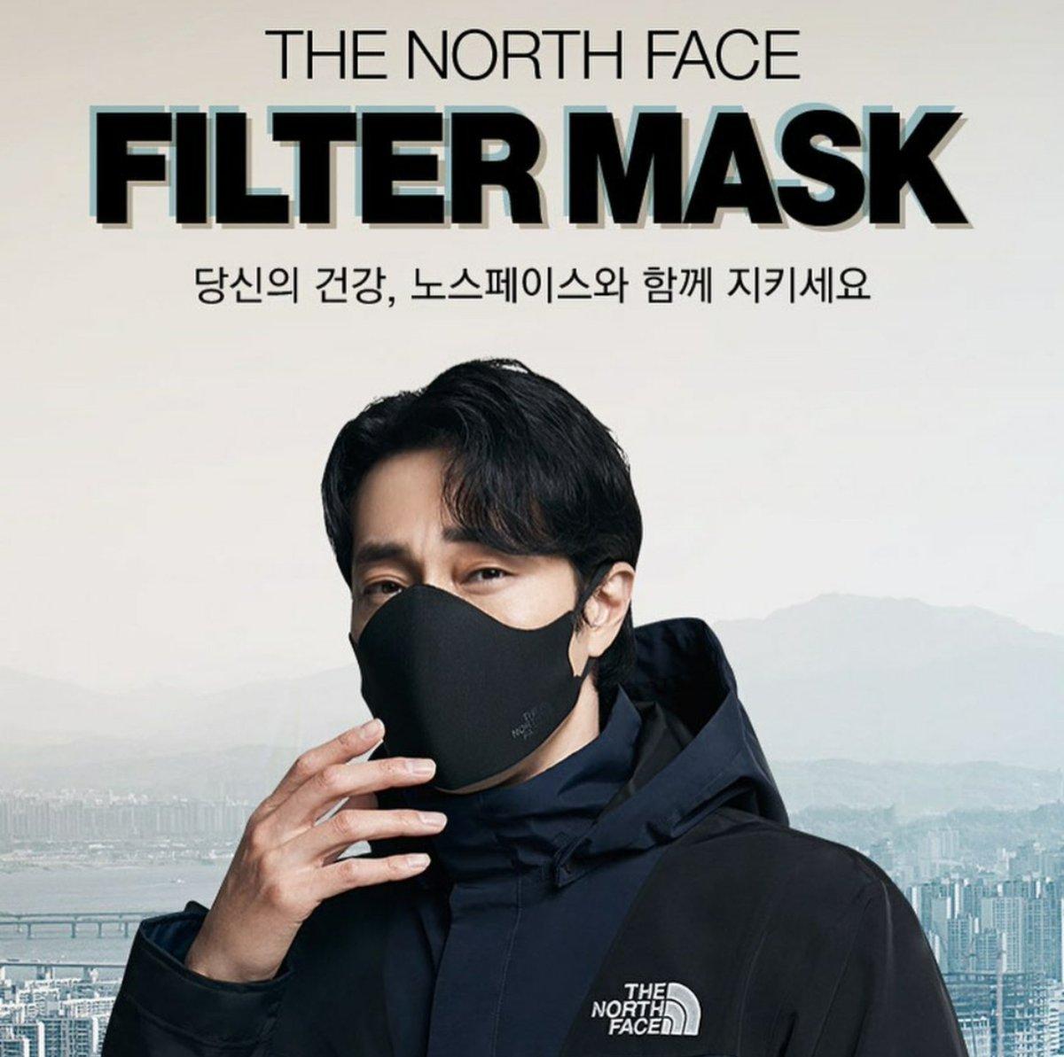 ノース フェイス マスク