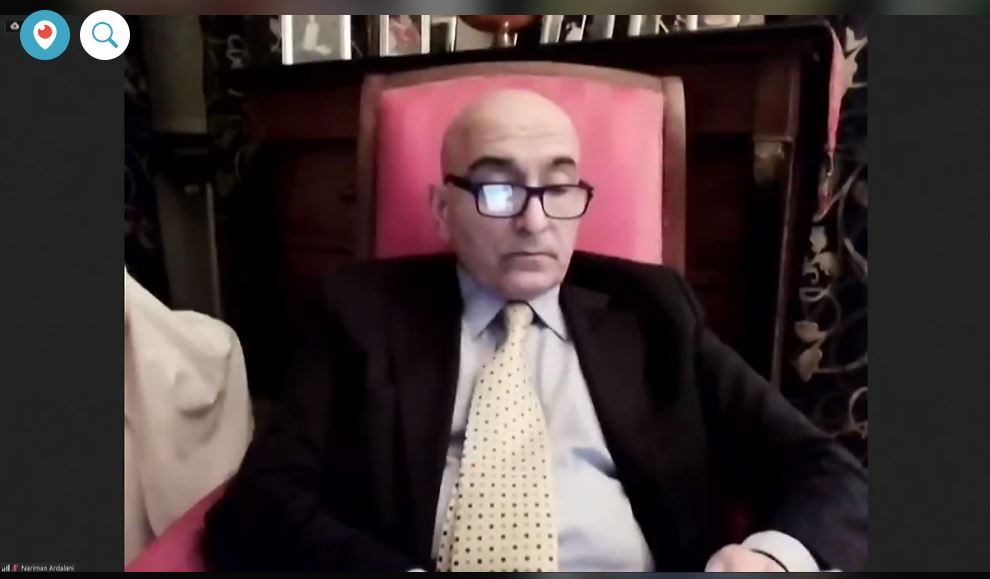 Nariman Ardelani, Dentist in #Italy  There are some Int'l standards for physicians per capita and hospital beds per capita. #Iran lacks to meet it and that's where the problem starts! Regime uses medical services required for whole country on its military and to fund its proxies.pic.twitter.com/68h4FC1b1u
