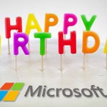 Happy Birthday To Microsoft. Microsoft Corporation, the company which was established on April 4, 1975 to develop and sell BASIC interpreters for the Altair 8800 has now turned out to be the key company that's driving the technology in the world.
