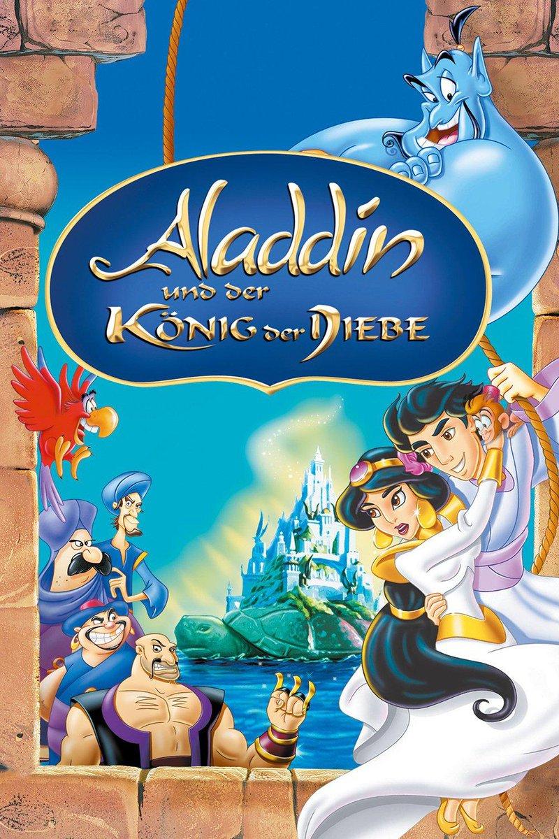 #14DaysDisneyChallenge Level Micky/schwer  Tag 04: Ein Film, der nicht zu den Meisterwerken zählt.  Aladdins dritter Film war für eine Direct-to-Video-Produktion extrem gut gemacht, hochwertig und schön geschrieben. Definitiv einer der hochwertigsten Trickfilme abseits des Kinos. pic.twitter.com/4MC9gbm2Fc