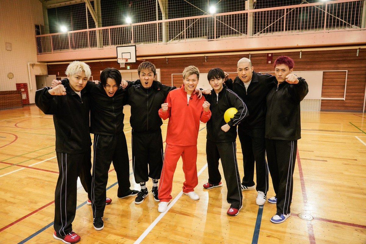4月12日にAbemaTVで放送されるGENERATIONS高校TVに出演します😄すごーーーく楽しかったです🌻みてくださいーー✌️✌️✌️✌️