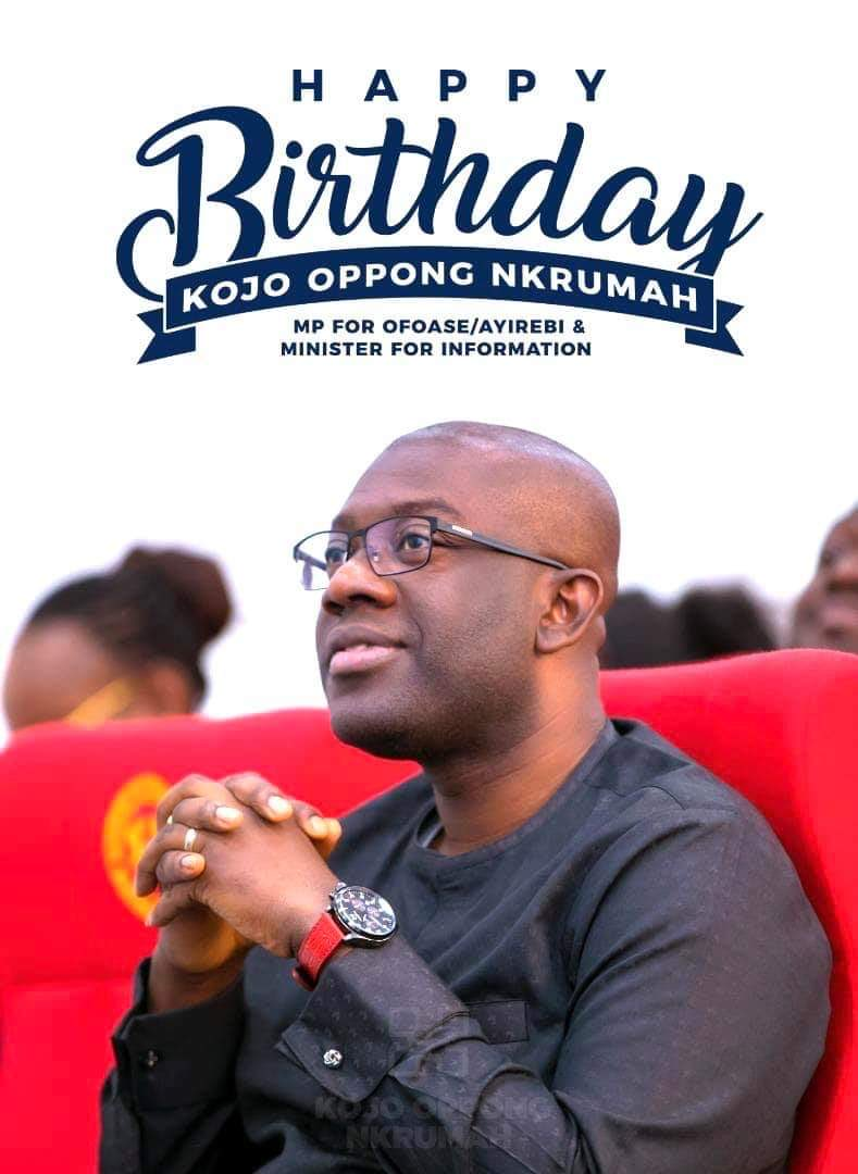 Wish you all the best you wish for yourself role model @konkrumah