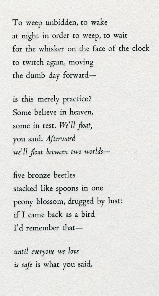 Love poems david i you Falling In