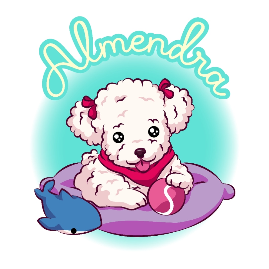 I wanted to make a cute chibi version of Almendra, our cute and lovely poodle ! Who passed away a couple of days ago..  We're going to miss you so much! Love you! 16.02.06 - 02.04.20  #chibi #chibiart #ちび #チビ #anime #アニメ #ilustracion #illustrations #イラスト #絵pic.twitter.com/XraPISQRdv