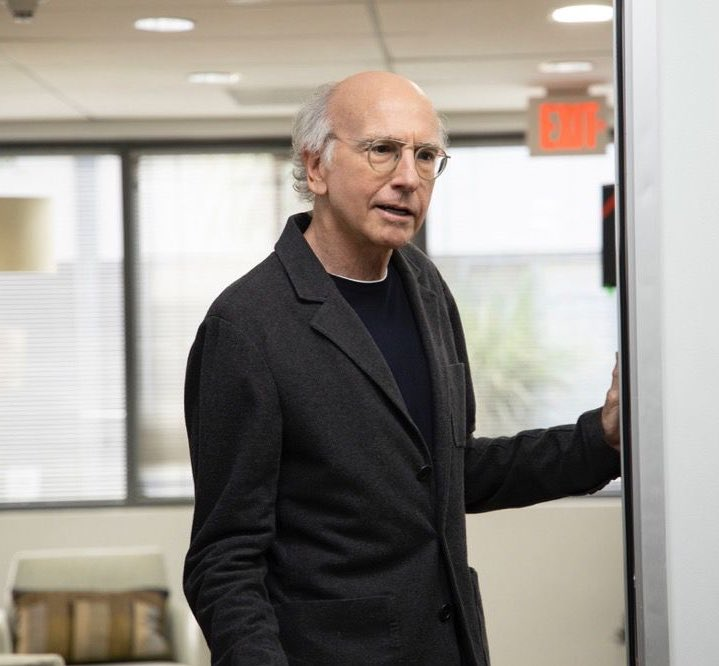 """'Curb Your Enthusiasm' star Larry David doesn't think Woody Allen """"did anything wrong"""" after reading his memoir."""