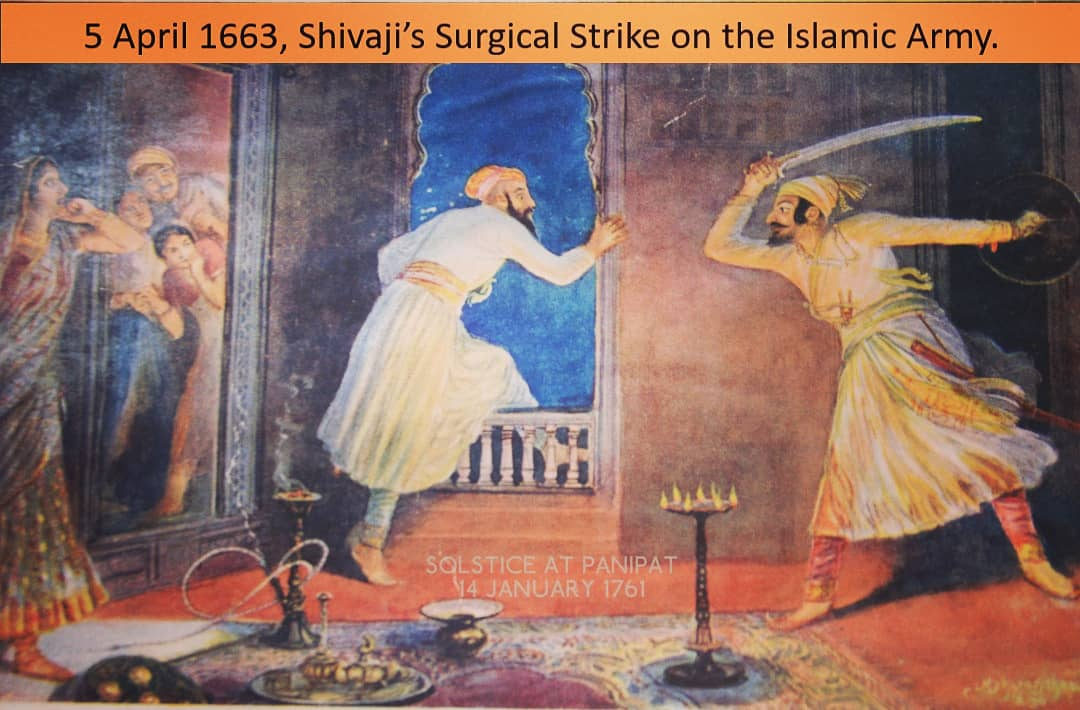 #ShaistaKhan son, who tried to fight but was no match to the Maratha warfare & he was killed.  Today #9bje9minutes #lightaLamp #9बजे9मिनट in the name of our brave  ancestors #ChhatrapatiShivaji #MarathaWarrior #IndianHistory  #MilitaryHistory #HindaviSwarajyaipic.twitter.com/hPip3iZrTM
