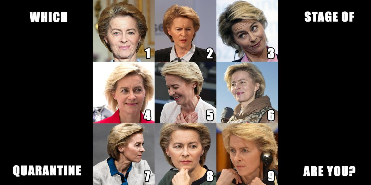 Dg Meme On Twitter Which Quarantine Stage Are You 1 High Ly Confident 2 Did I Just Cough 3 No Vaccine Before 2021 4 Haircut Please 5 Omg Spring Is So Beautiful