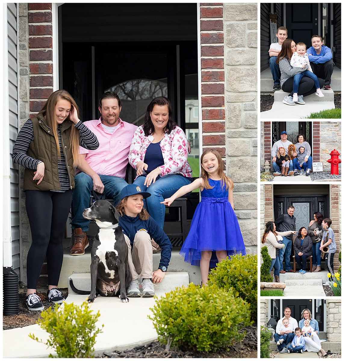 """I have had such a blast with the """"Front Porch Picture Project""""! Check these families out!  #Sundbergphotography #WentzvilleMO #lifestylephotographer #lifestylefamilyphotographer #wentzvillefamilyphotographer #coronavid19 #coronavairus #coronanews #coronalockdownpic.twitter.com/Dz2EqykWbX"""