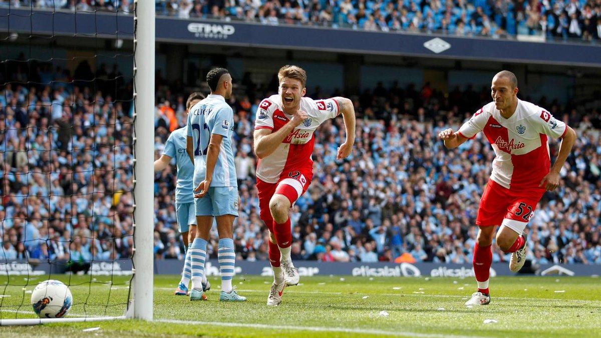 "Man City Xtra on Twitter: ""Goal. QPR. Jamie Mackie. [66'] City 1-2 ..."