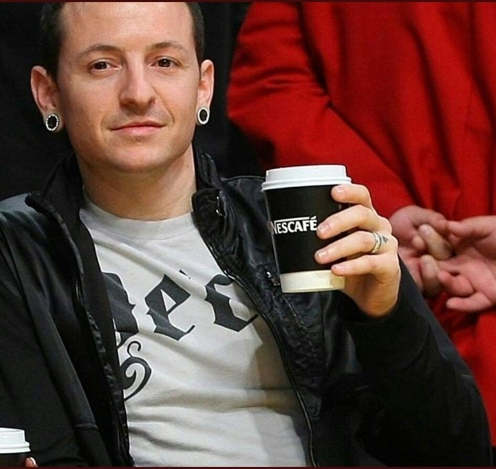 Where's my fucking Frappuccino? #CelebrateChestersLife #MakeChesterProud <br>http://pic.twitter.com/pb7h8WZNLP